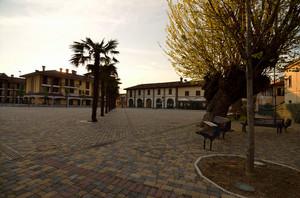 Una nuova piazza
