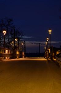 Il ponte vicino Lavagna