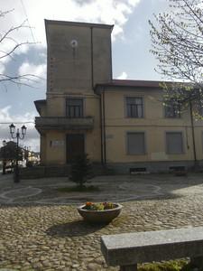 Piazza Municipio di Serra San bruno