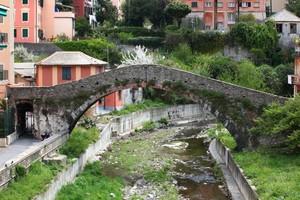 Il ponte Romano di Nervi