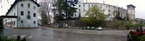 Colloredo Monte Albano, p.za Castello