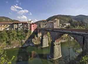 Ponte sul torrente Scrivia, lato b
