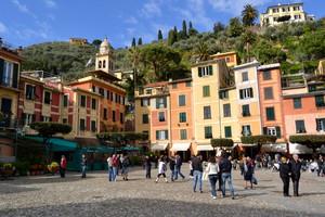 Passeggiando a Portofino…