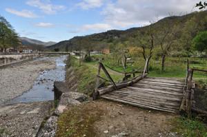 il ponte di Stellanello..