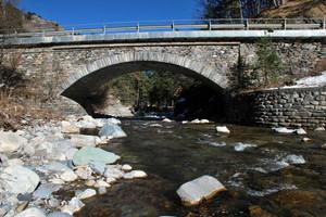 Ponte di Stroppo