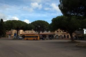 borgo aurelia piazza A.Piccolomini
