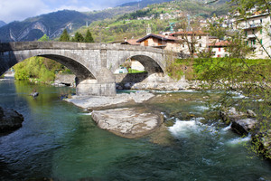 Ponte Vecchio a Zogno