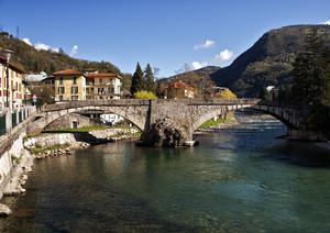 Ponte Romano a S. P.