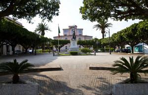 "Piazza ""palmata"""
