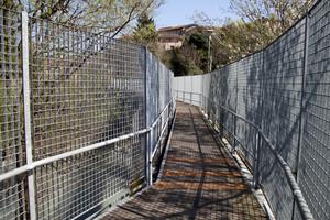 Passerella ponte della madonna