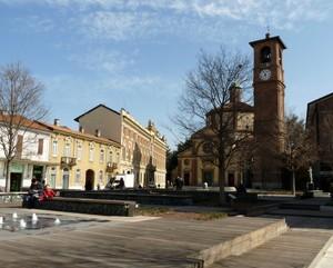 Piazza S. Magno