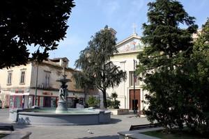 s.Maria capua vetere piazza s.Pietro
