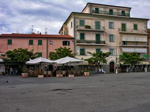 Scorcio di Piazza Matteotti