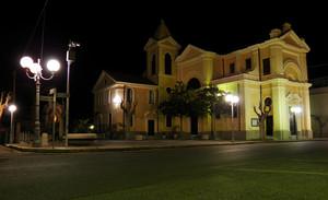 Piazza F. Ruffa, Parghelia (VV)