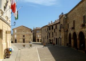 Nel borgo antico