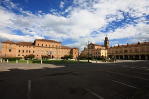piazza giardino