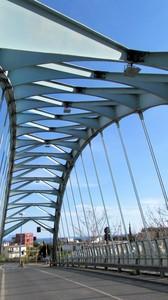 Un ponte sul passato…quando il moderno rispetta l'antico !