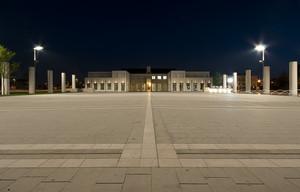 La piazza di Aldo Rossi