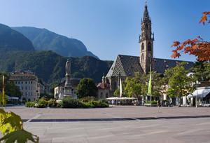 Controluce a Bolzano