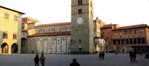 La Piazza di Pistoia