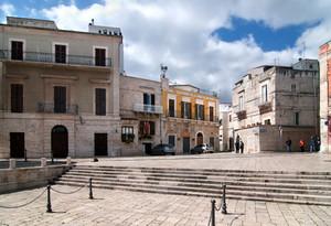 Finestrelle sulla piazza