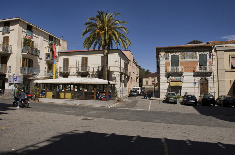 ''Piazza Cavour'' - Palmi