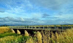Ponte sul Fiume Bruna