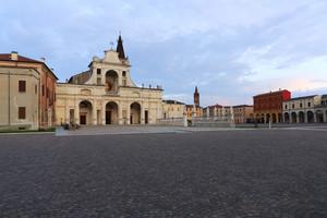 Piazza Teofilo Folengo