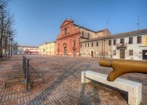 Ostellato_Piazza Libertà