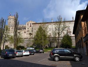 Piazza Mostra…il castello!