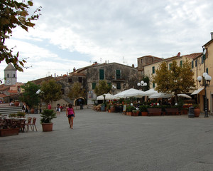 Estate in piazza