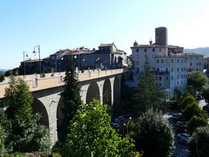 Pomeriggio sul Viadotto