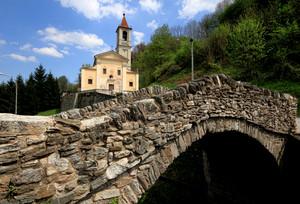 Romanico del XIV secolo
