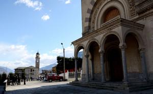 Piazza del Santuario del Divin Prigioniero