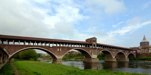 Entrare a Pavia