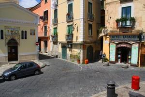 Largo di Porta Santa Caterina