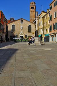 Pozzo in piazza