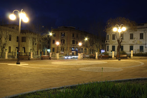 Piazza della consegna Madonna della Consolazione