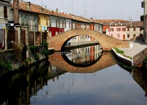 passeggiando a Comacchio