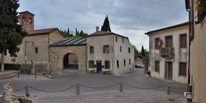 Piazza S.Marco – Arquà Petrarca (PD)