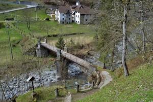 """un sentiero per """"gjviano"""""""