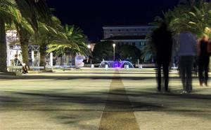 una passeggiata serale…