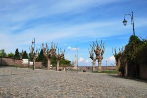 Piazza Camino e Prola