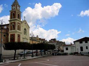 Piana di Monte Verna piazza XXI maggio 1860