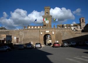 piazza Margherita Castel Sant'Elia