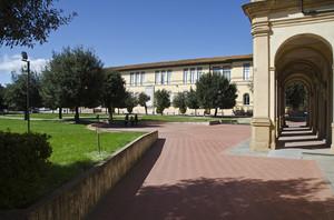 Piazza del Santuario di S. Verdiana