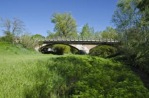 Ponte sul torrente Virginio