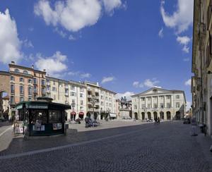 Relax in Piazza Mazzini