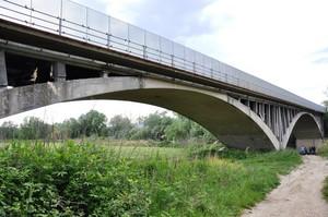 Ponte di Civitate, sul fiume Fortore