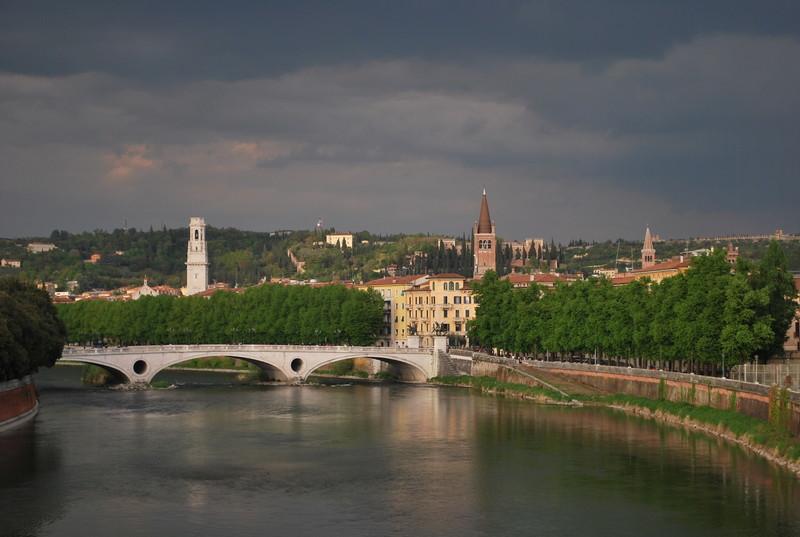 ''Ponte della Vittoria'' - Verona